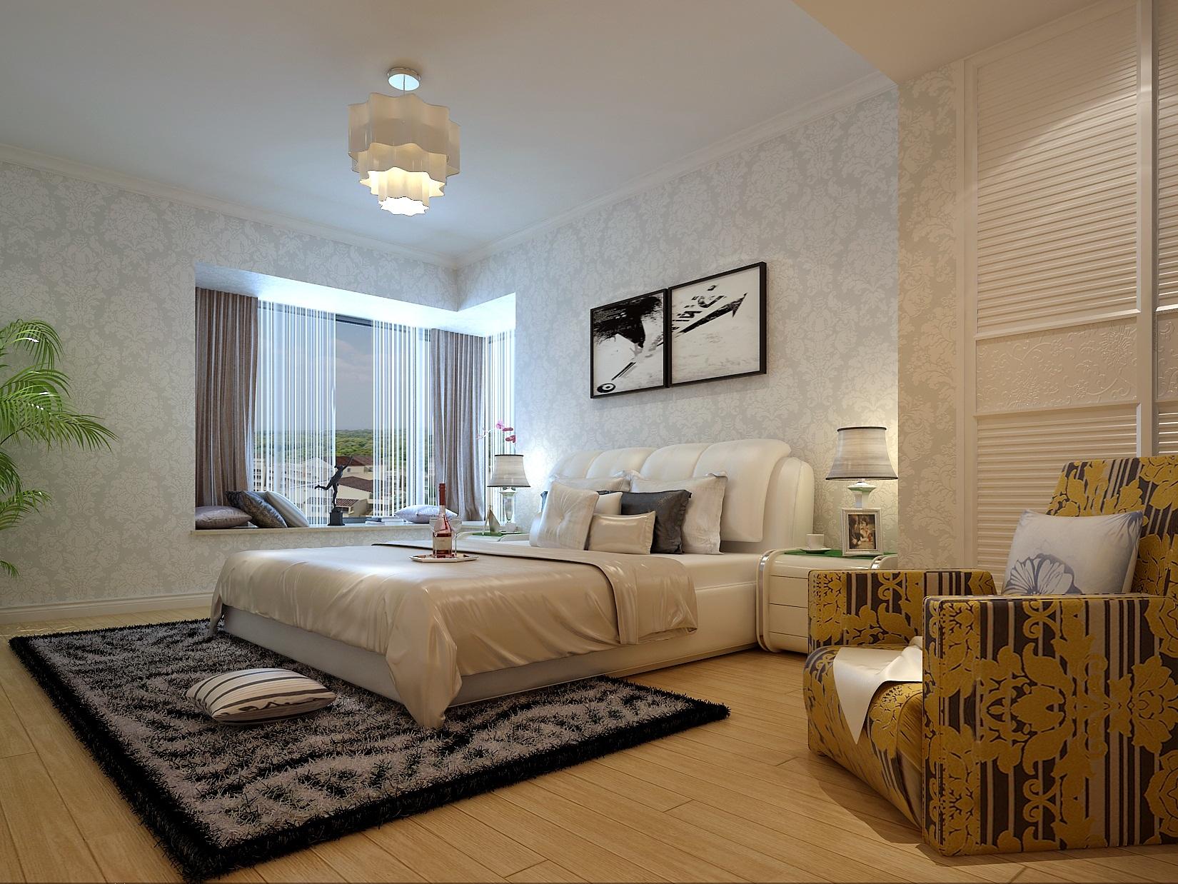 卧室图片来自二十四城装饰重庆分公司在北岸江山-3的分享