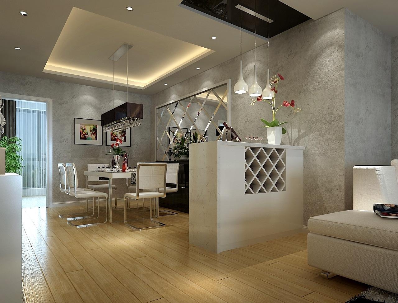餐厅图片来自二十四城装饰重庆分公司在北岸江山-3的分享