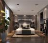 卧室空间组合舒适,而不失审美情趣,木材的运用也使这些设计具有浓浓的人情味。