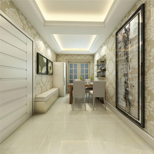 本案为华城馨苑三室两厅两卫一厨128㎡户型。本案定义为简欧风格。简约欧式风格沿袭古典欧式风格的主元素,融入了现代的生活元素。欧式的居室有的不只是豪华大气,更多的是惬意和浪漫。