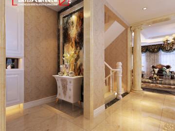 富丽华庭290平米新古典装修设计