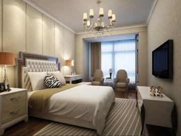 111平米3居室装修-现代简约风格