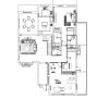 装修效果图 252㎡美式别墅