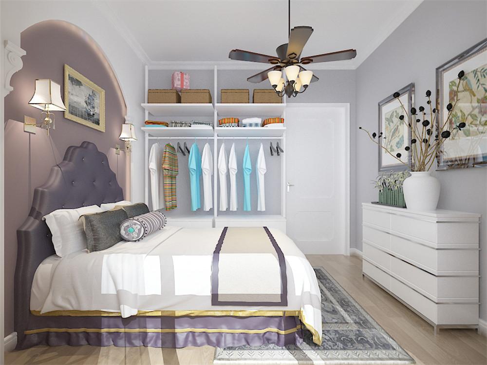 一居 混搭 福东北里 卧室图片来自阳光放扉er在力天装饰-福东北里二手房-45㎡的分享