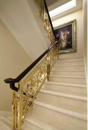 别墅 富力津门湖 新古典 楼梯图片来自天津尚层装修韩政在生活。艺术。家的分享