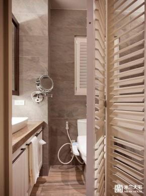 米兰大宅 欧美风情 二居 舒适 混搭 卫生间图片来自米兰大宅设计会所在自然之美的分享