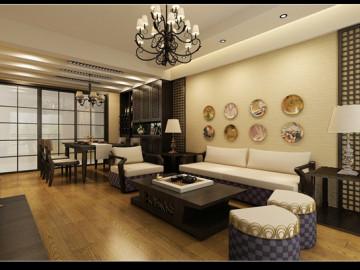 万锦江城-美式风格