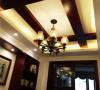 160平米四房两厅时尚锐中式