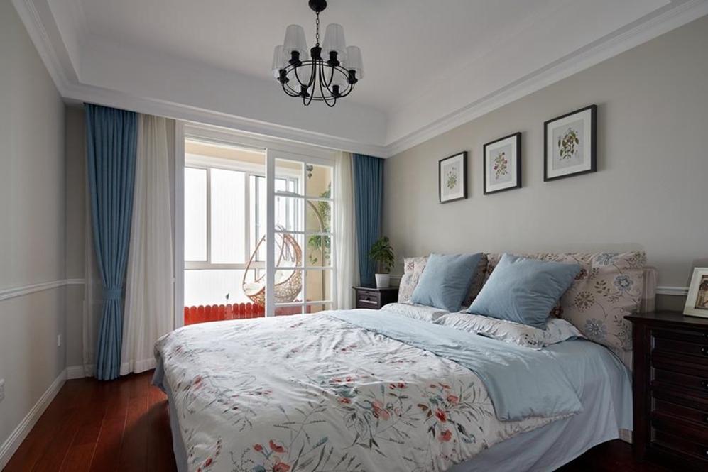二居 三居 简约 现代 80后 金座威尼谷 卧室图片来自朗润装饰工程有限公司在金座威尼谷装修现代风格的分享
