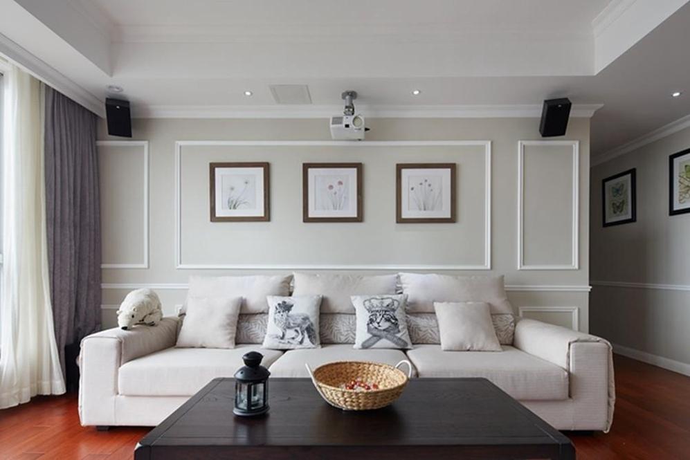 二居 三居 简约 现代 80后 金座威尼谷 客厅图片来自朗润装饰工程有限公司在金座威尼谷装修现代风格的分享