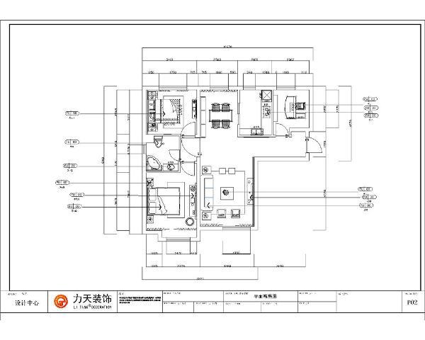 从入户门开入,有一个宽敞的过道,走过过道,左手边为客厅,客厅空间宽敞,方便住户休息娱乐与会客。