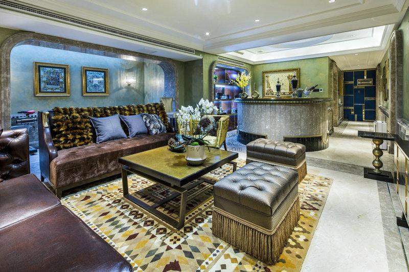 别墅 新古典风格 客厅图片来自申远-小申在豪门府邸的分享
