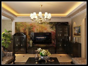 国王湖别墅欧式设计150平