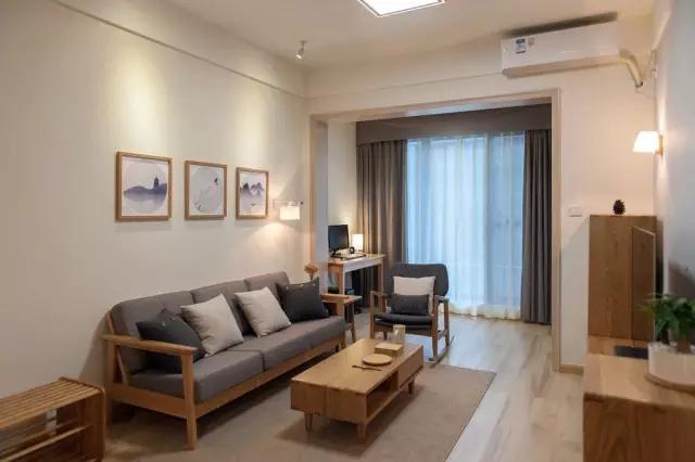 日式 客厅图片来自众意装饰在众意---光谷新世界的分享