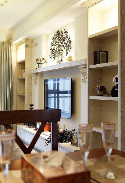 泥巴公社 爱家美式 混搭图片来自广东泥巴公社-广州老房装修改造在泥巴公社-爱家美式的分享