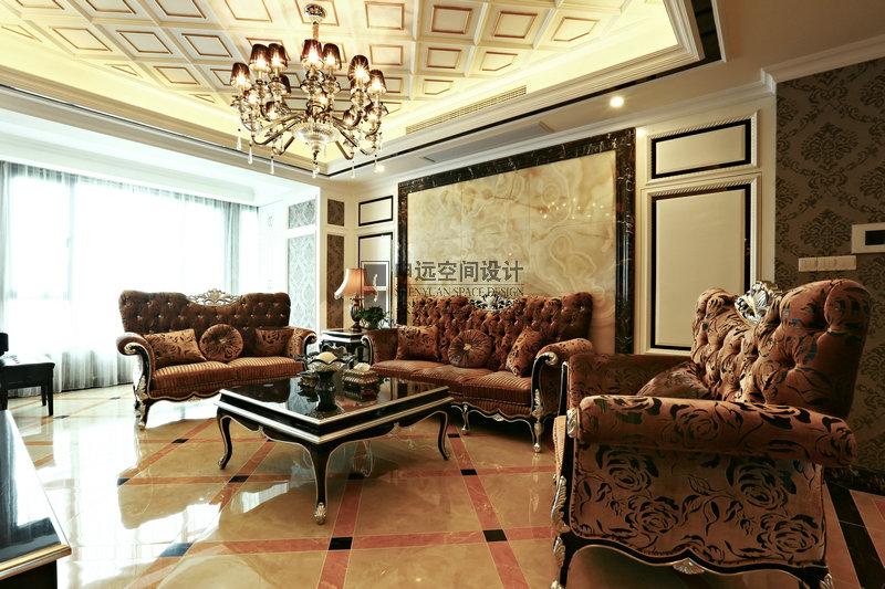 新古典 平层 卧室图片来自申远-小申在绿地梧桐苑的分享