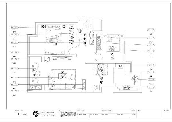 本户型位于星河花园两室两厅一厨一卫98.5㎡。入户没有玄关,逆时针看右手是餐厅,餐厅右面是厨房,厨房上面是次卧室,次卧室左面是卫生间,卫生间左面是主卧室,主卧室下面是客厅,客厅有阳台通风和采光性较好。