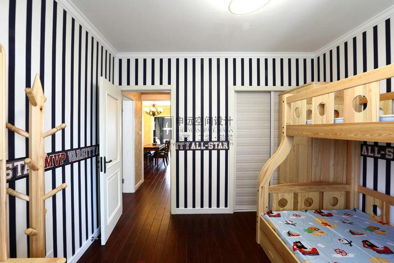 现代风格 平层 儿童房图片来自申远-小申在信通浦皓园的分享