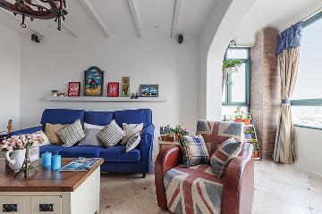 地中海美家 怦然心动的色彩搭配