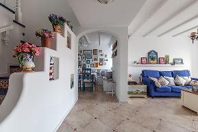 地中海 美家 楼梯图片来自成都丰立装饰工程公司在地中海美家 怦然心动的色彩搭配的分享