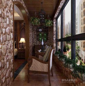 北非 地中海 四居室 80后 小资 阳台图片来自西安城市人家装饰王凯在直逼自然柔和色彩 北非四居美家的分享