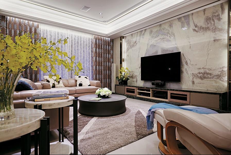 混搭 客厅图片来自日升装饰公司在曲江诸子阶168平米混搭的分享