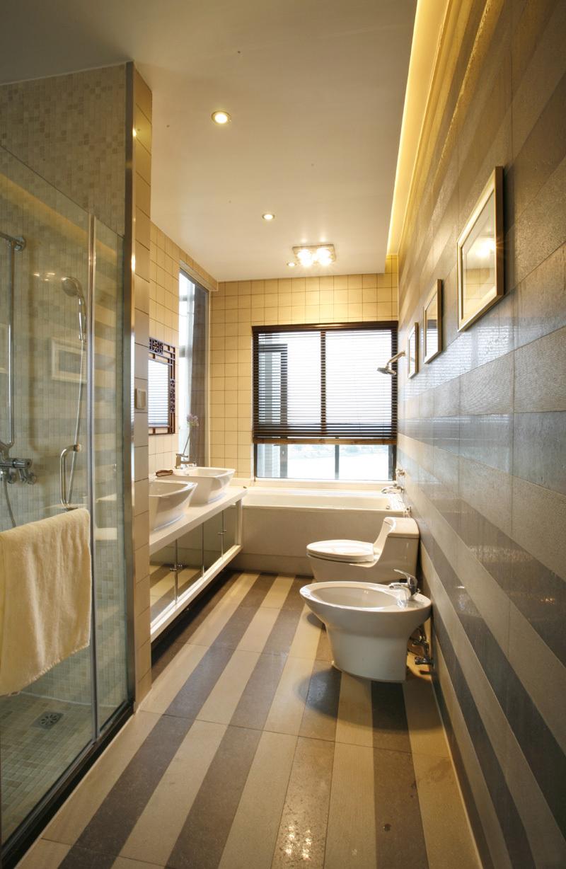 卫生间图片来自二十四城装饰重庆分公司在金科中央御院的分享