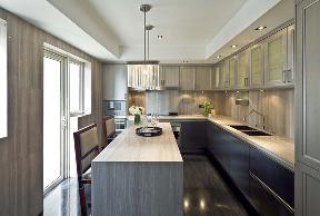 简约 新古典 别墅 白领 厨房图片来自一道伍禾装饰设计师杨洋在中粮瑞府-新古典别墅装修的分享