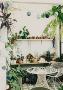 创意绿植背景墙