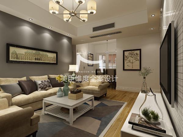 现代简约用最直白的装饰语言体现空间和家具营造的氛围,进而赋予空间个性和宁静。
