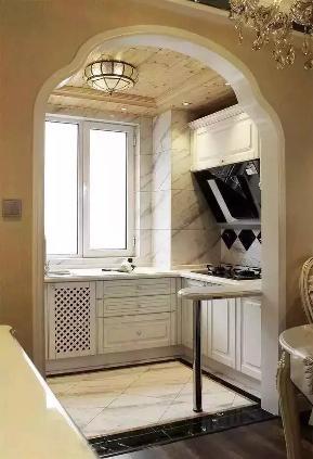 欧式 三居 格调 浪漫 舒适 厨房图片来自武汉生活家在华鼎丽都国际 132平 简欧的分享