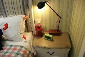 简约 田园 美式 三居 复古 实木 温馨 清新 卧室图片来自武汉生活家在国际百纳 99平 美式田园的分享