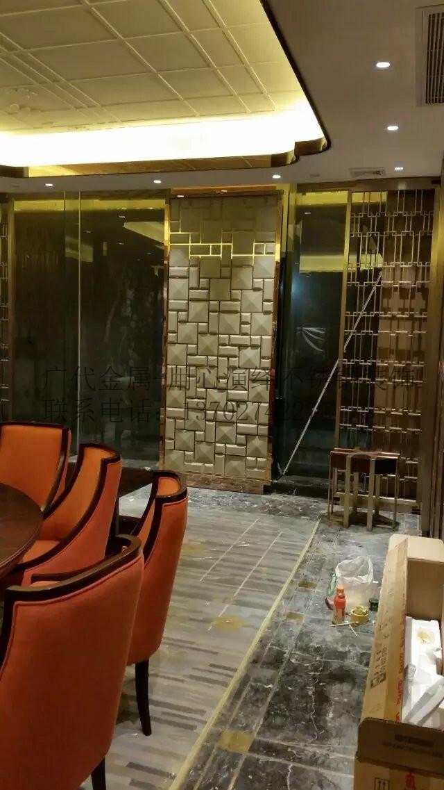 简约 欧式 别墅 客厅 卧室图片来自广代金属在潮客酒楼不锈钢装饰工程的分享