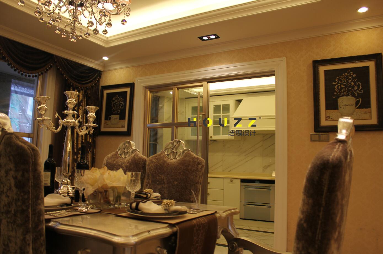 餐厅图片来自浩思设计在欧式风格的分享