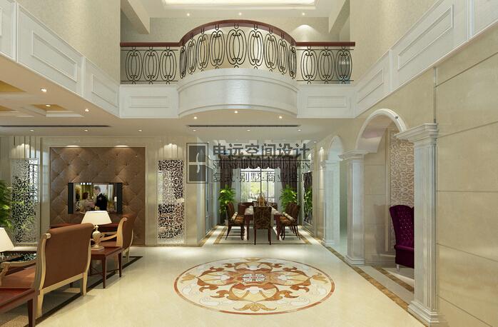 申远 爱法奥朗 别墅 欧式 简欧 装修 设计 张咏 客厅图片来自用户5616949510在爱法奥朗庄园  欧式风的分享
