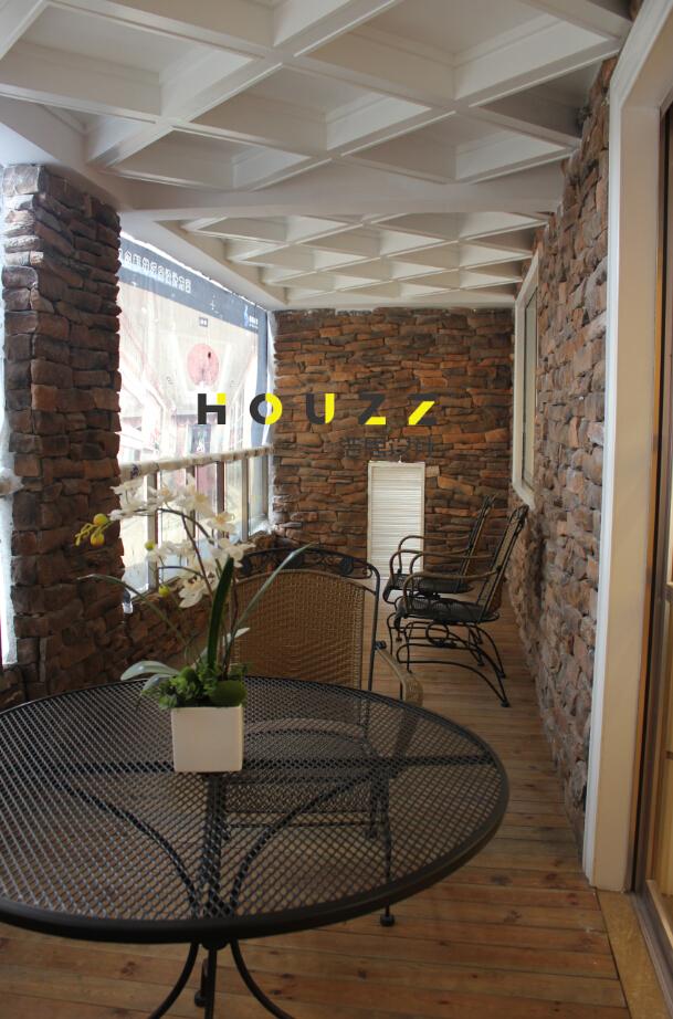 阳台图片来自浩思设计在欧式风格的分享