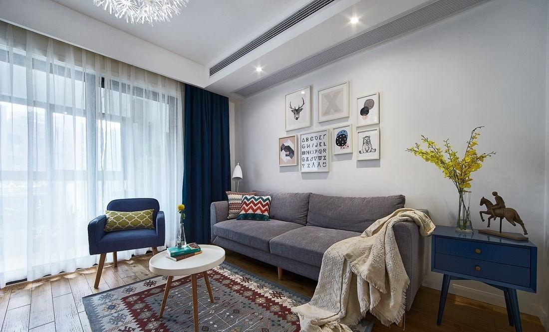 三居 泥巴公社图片来自广东泥巴公社-广州老房装修改造在泥巴公社-梦幻现代北欧的分享