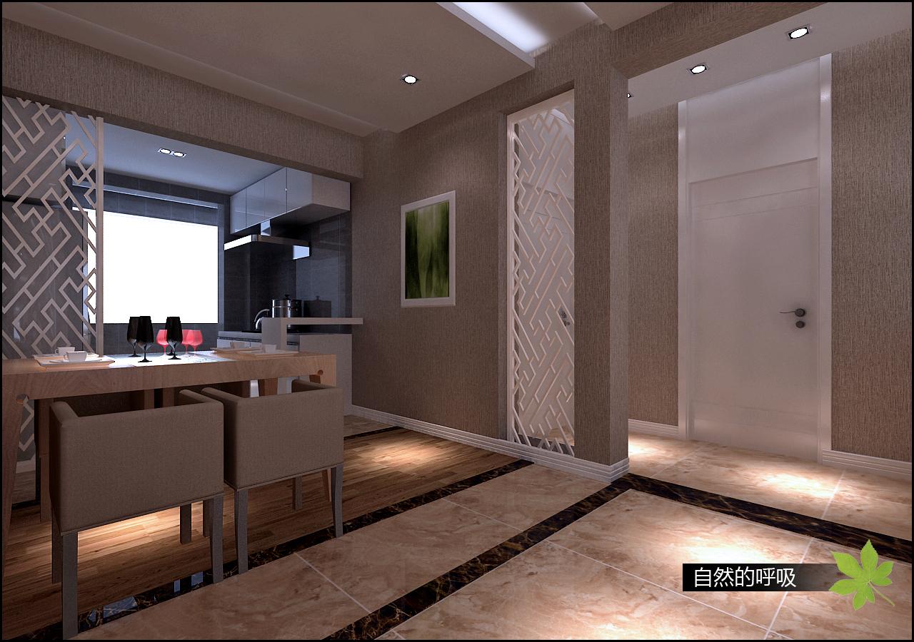 二居 现代简约 狮城经典 餐厅图片来自百家设计小刘在狮城经典95平现代简约风格的分享
