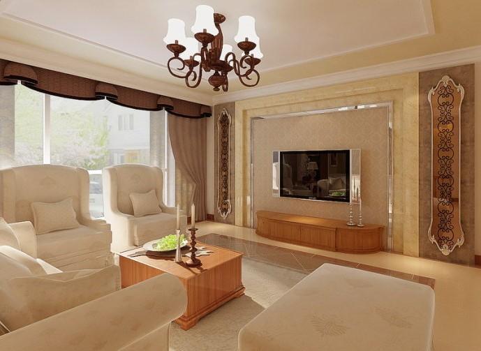 客厅图片来自二十四城装饰重庆分公司在春风与湖-7的分享