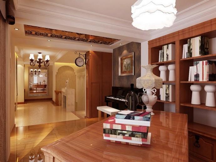 书房图片来自二十四城装饰重庆分公司在春风与湖-7的分享