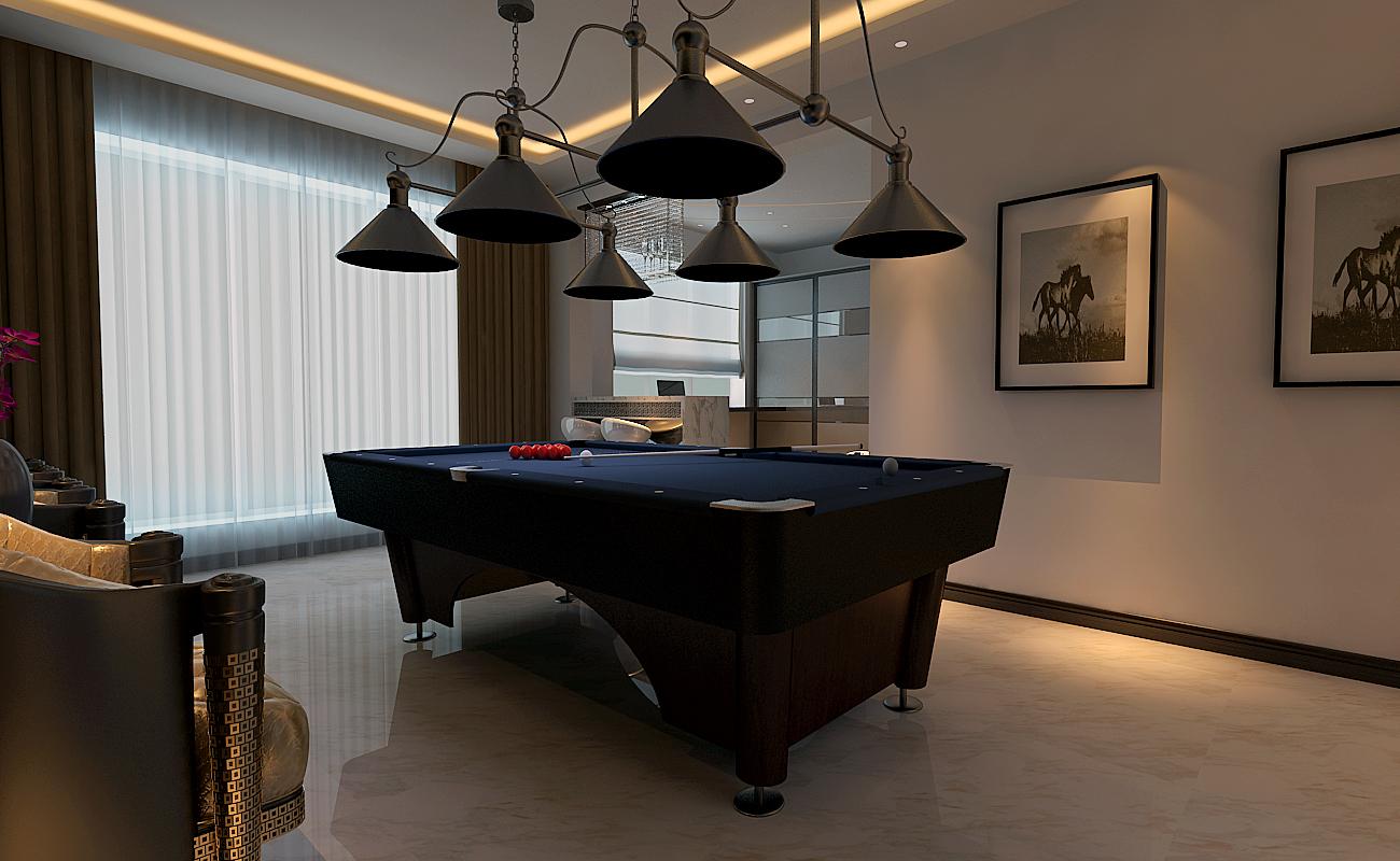 四居 后现代风格 优品天地 其他图片来自百家设计小刘在优品天地140平后现代风格的分享