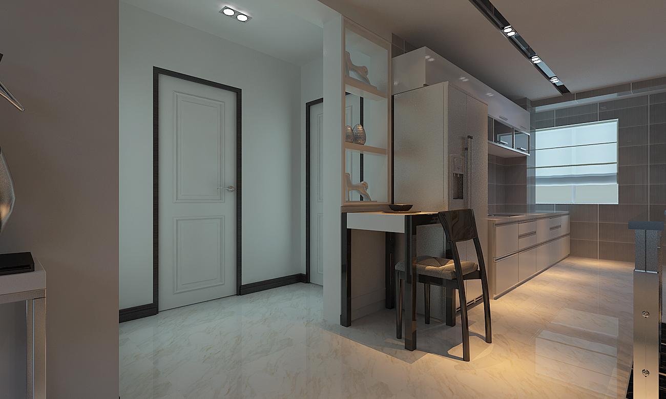 四居 后现代风格 优品天地 客厅图片来自百家设计小刘在优品天地140平后现代风格的分享
