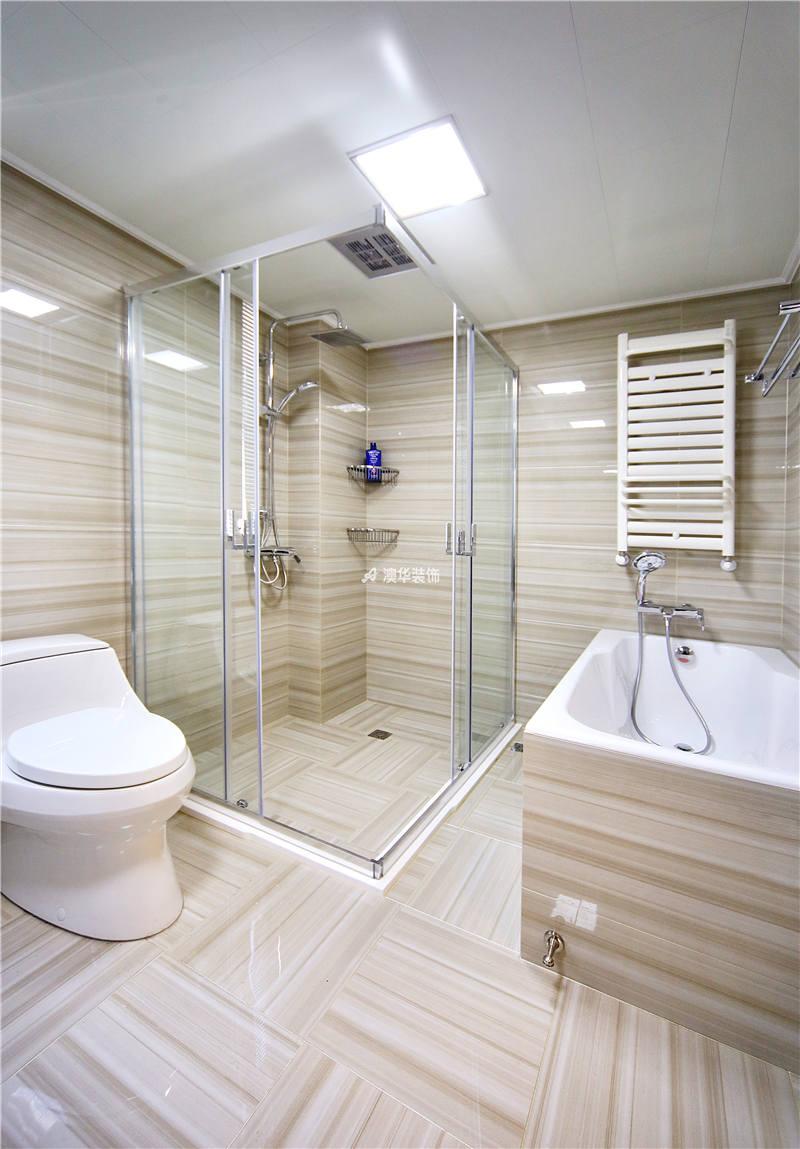 卫生间图片来自代徐芳在现代混搭的分享