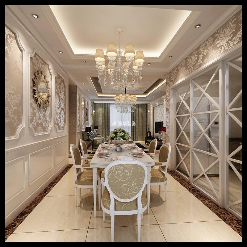 餐厅图片来自代徐芳在欧式新古典的分享