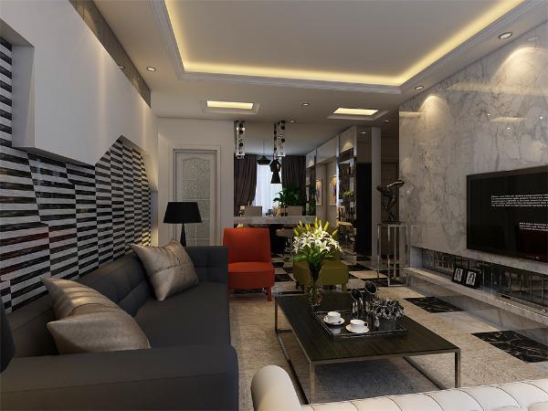 在功能方面,客厅是主人品位的象征,体现了主人的品格、地位,也是交友娱乐的场合。