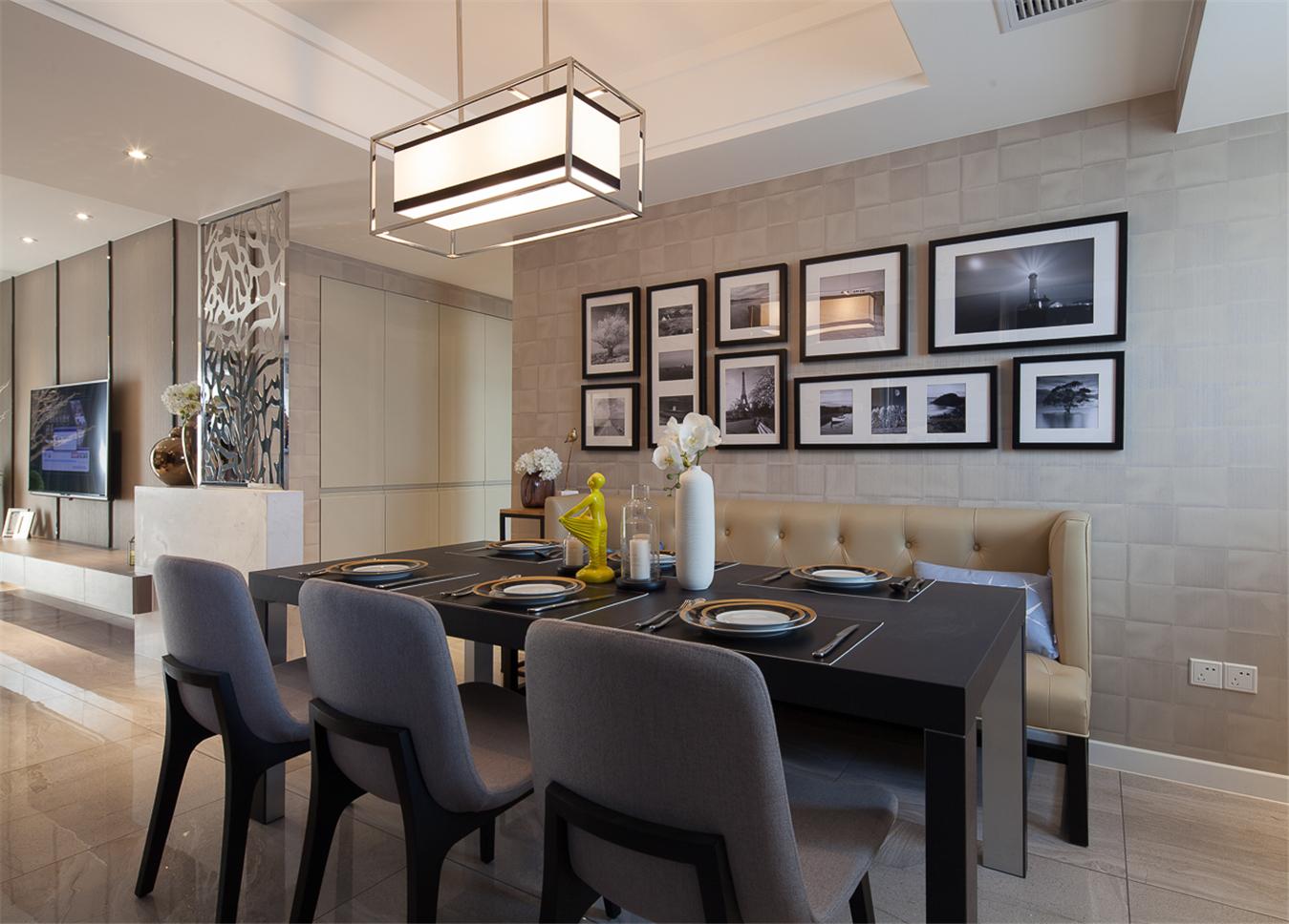 简约 餐厅图片来自成都实创装饰在成都国奥村的分享