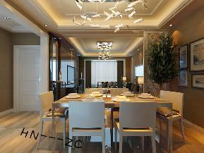 港式 三居 白领 小资 80后 餐厅图片来自百家装饰-小敬在中海和平之门117港式风格的分享