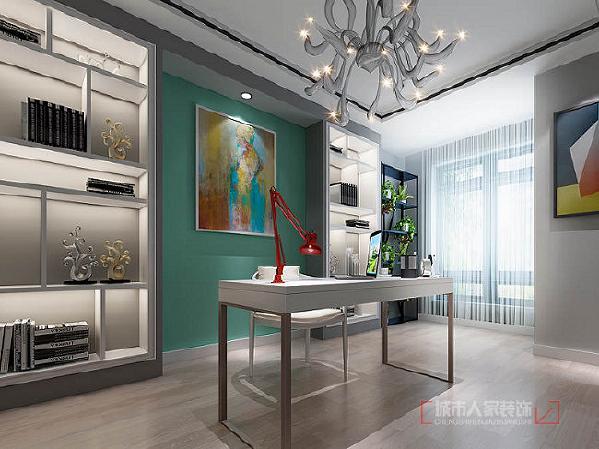 并以灰白为主的硬装和内饰,搭配充满色彩及现代的家居风格,通过简化内饰来简化生活方式。