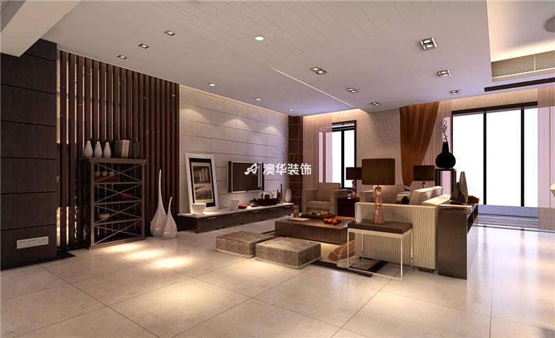 客厅图片来自aohua1234567在现代中式的分享