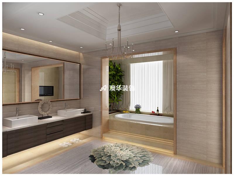 卫生间图片来自aohua1234567在欧式风格的分享